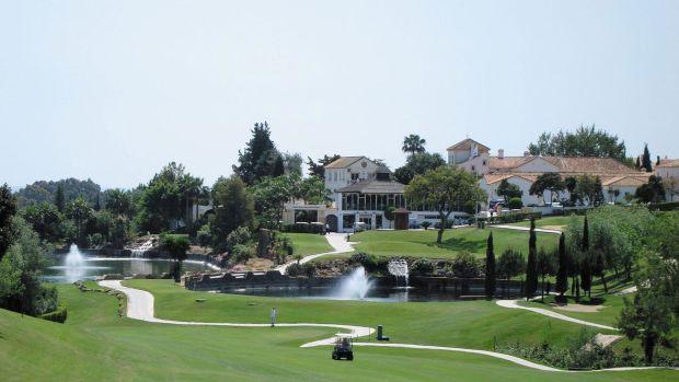 Cele mai bune terenuri de golf din Spania Santa Maria Golf Country Club