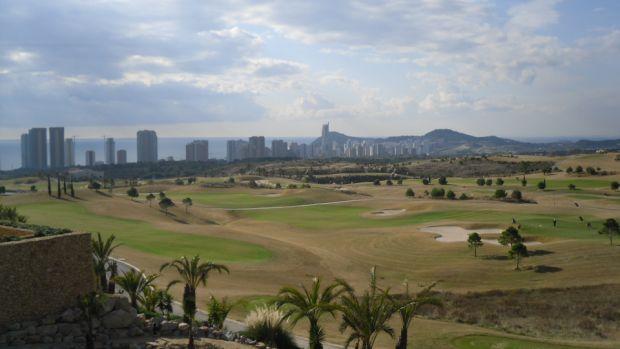 Cele mai bune terenuri de golf din Spania Villaitana Gold Club