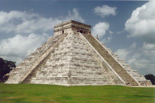 Mexic - descopera tara mayasilor chichenitza