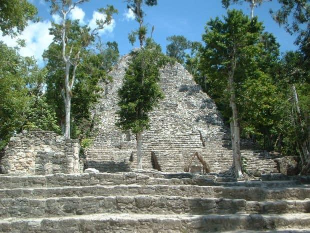 mexic Mexic - descopera tara mayasilor coba