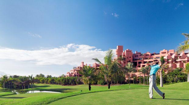 Cele mai bune terenuri de golf din Spania golf spania 1
