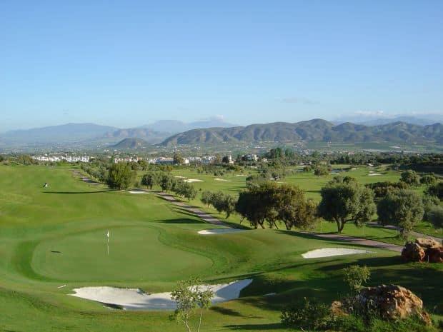 Cele mai bune terenuri de golf din Spania lauro golf