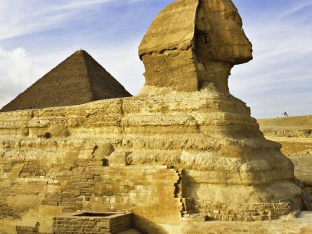 Cairo Minighid: esentialul despre Cairo (1) sfinxul