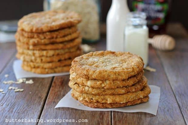 Retetele lumii: biscuiti ANZAC (Australia si Noua Zeelanda) anzac2