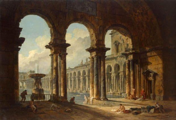 Baile publice erau un lucru comun inca de pe vremea romanilor