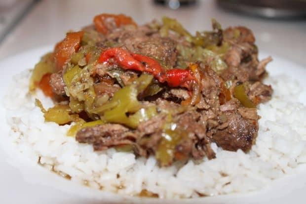 Friptura de vita cu orez 5 retete traditionale de Craciun din Italia beef