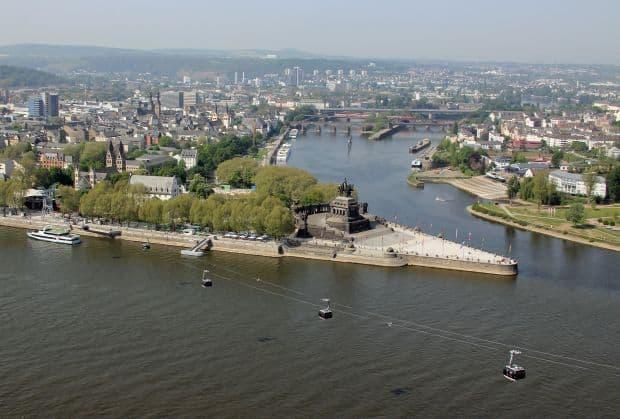 Koblenz Koblenz, orasul bisericilor fortificate si al castelelor medievale koblenz2