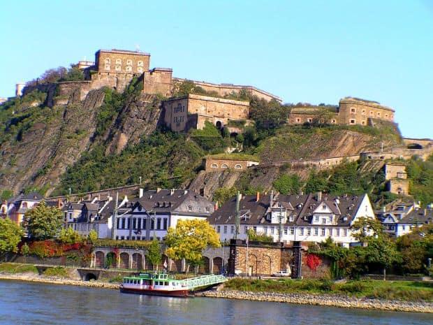 Koblenz Koblenz, orasul bisericilor fortificate si al castelelor medievale koblenz3
