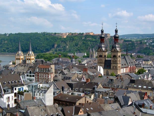 Koblenz Koblenz, orasul bisericilor fortificate si al castelelor medievale koblenz4