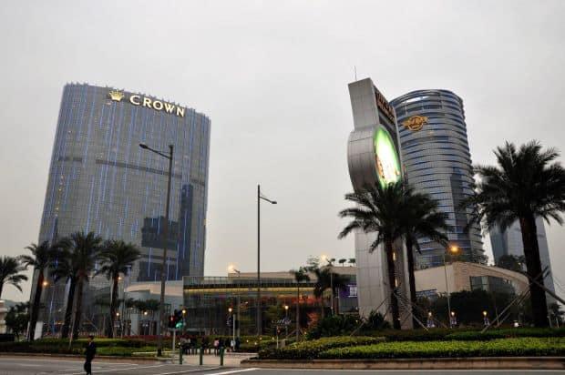 Macau Crown Casino - bafta fie cu tine!