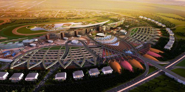 dubai 10 nebunii made in Dubai meydan