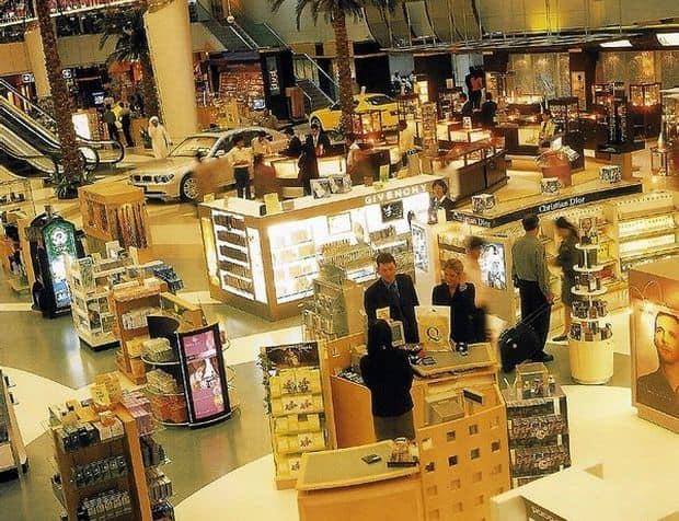 Aeroportul din Doha include cel mai mare duty free din lume
