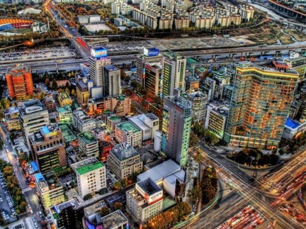 Capitala Coreei de Sud e un oras ultramodern seul Seul, un oras gangnam style seul2