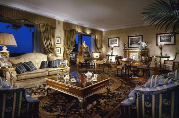 Apartamentul Napoleon din Cavalieri Hotel