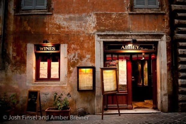 Teatrul Abbey  Cele mai bune restaurante si localuri din Roma abbey theatre