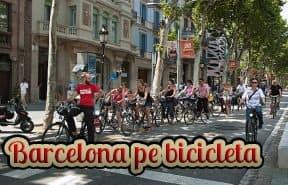 bici  Ghid Barcelona bici