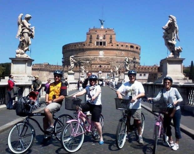 Roma pe bicicleta