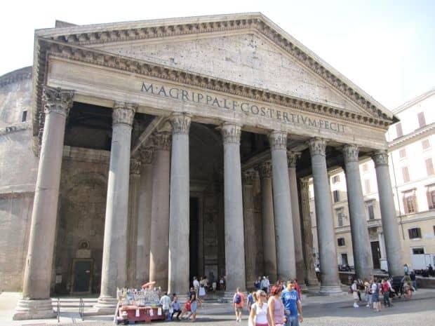 Panteonul roman