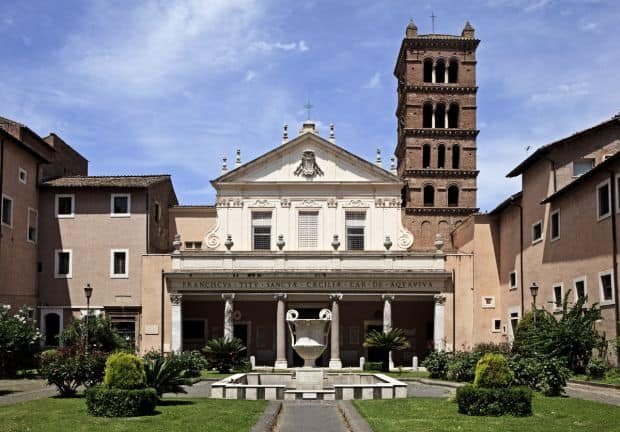 Biserica Santa Cecilia
