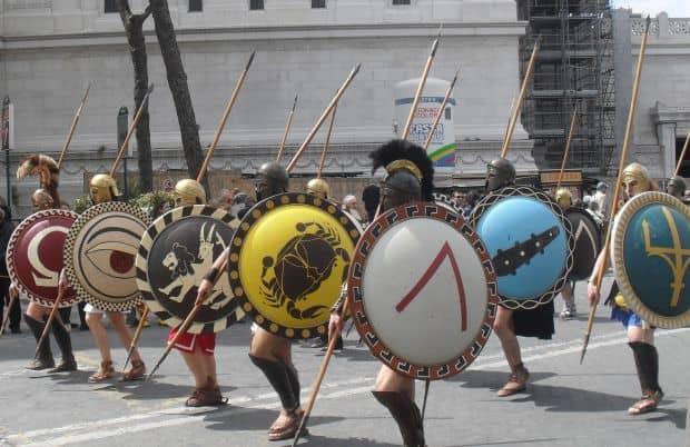 "Nu rata ""nasterea Romei""! roma Evenimente si festivaluri in Roma sarbatoarea romei"