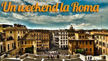 weekend  Ghid Roma weekend