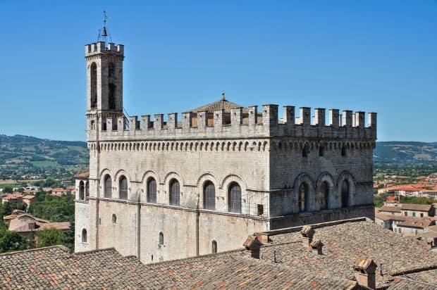 Palazzo Consulato din Gubbio