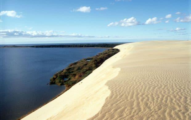Curonian Spit  5 magnifice intinderi de coasta din nordul Europei curonian beach