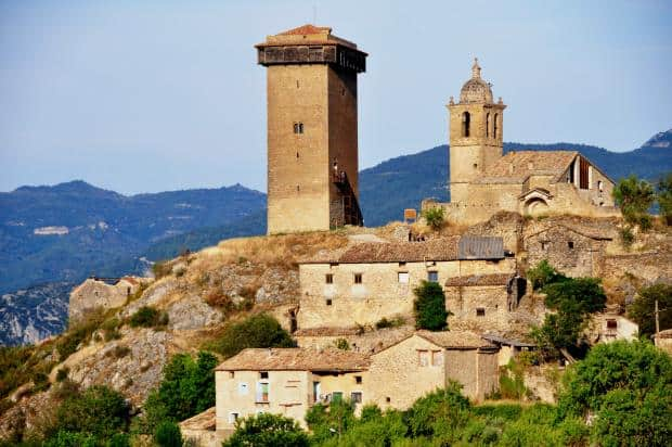 Mergi in Huesca la sarbatoarea orasului, care are loc in a doua saptmana din august