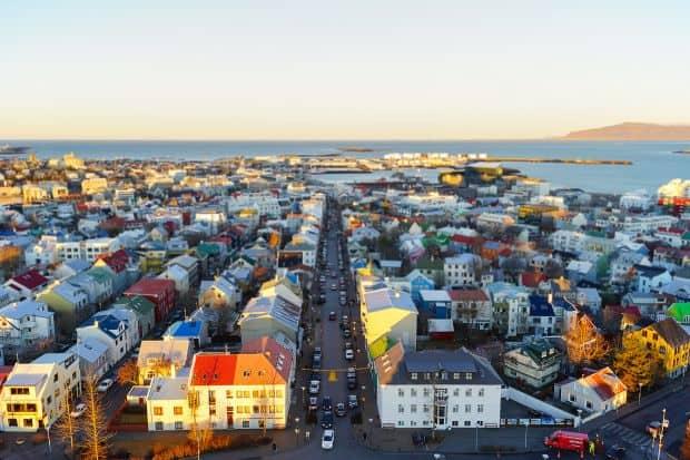 Capitala Reykjavik - o viata culturala intensa