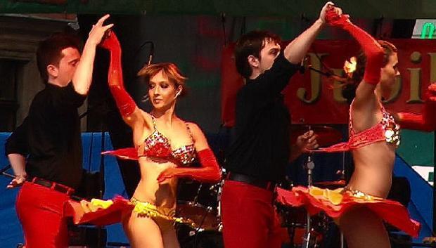 Salsa este precum cubanezii: un dans vesel, care iti permite sa experinetezi