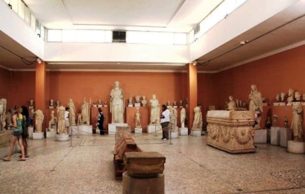 Muzeul arheologic din Heraklion