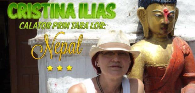ci 620  Cristina Ilias - Calator prin tara lor: Nepal (1) ci 6201