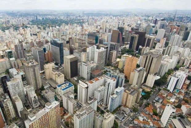 Suficient lod de shopping in Sao Paulo