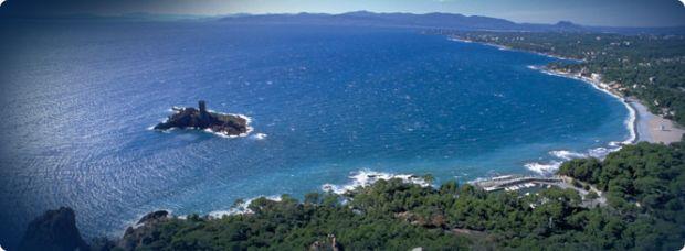 St-Raphael, cel mai bun loc pentru diveri de pe Riviera Franceza
