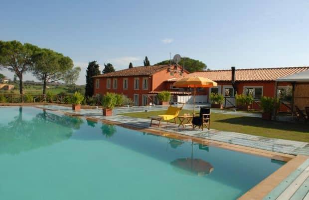Pentru pretentiosi: cazare perfecta in Corte Benedetto toscana Agroturism in Toscana Corte Benedetto