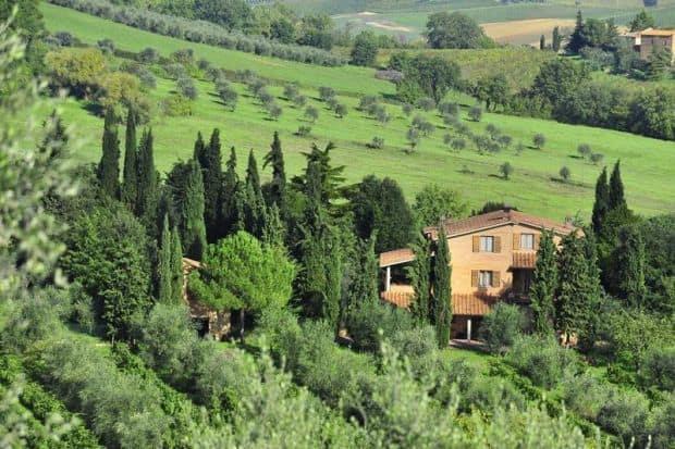 Malafrasca, locul perfect pentru a explora Siena