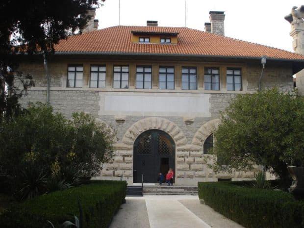 Muzeul arheologic din Split