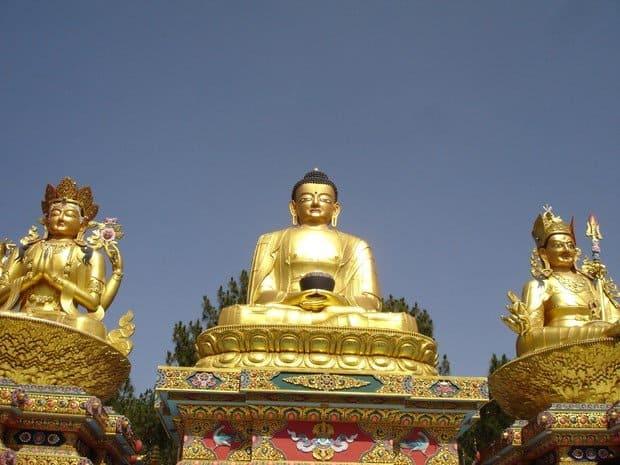 avalokireshava, buddha, patmanshambhava