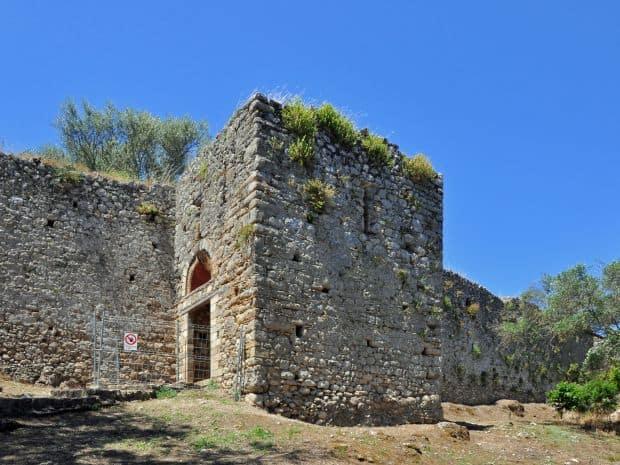gardiki  10 lucruri de vazut in insula Corfu gardiki