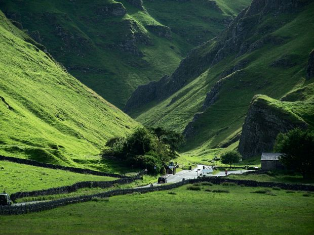 Britannica verde: Peak District