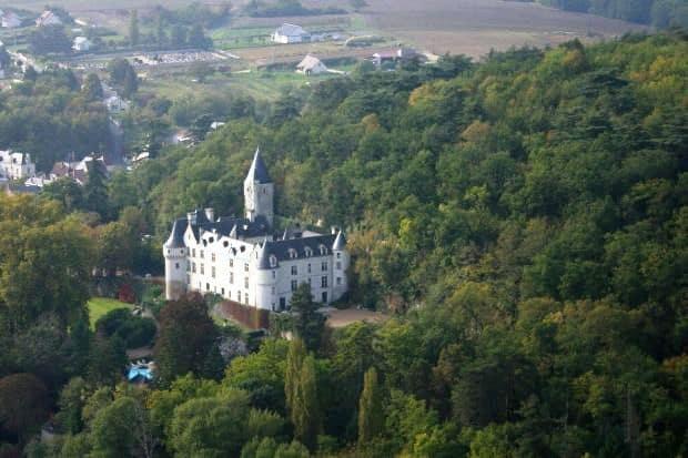 Eleganta frantuzeasca: Château de Chissay