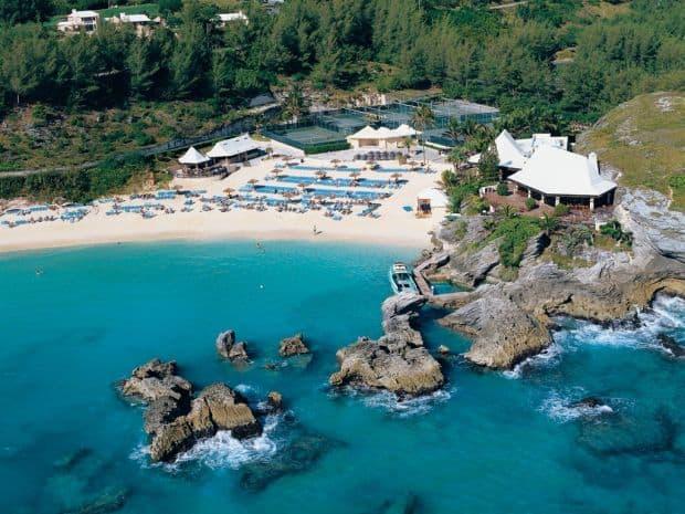 Fairmont Bermuda Cele mai bune insule din Caraibe pentru petrecerea lunii de miere bermuda