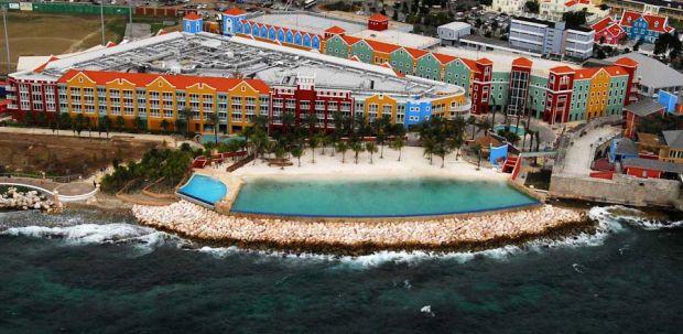 Renaissance, din Curacao Cele mai bune insule din Caraibe pentru petrecerea lunii de miere curacao