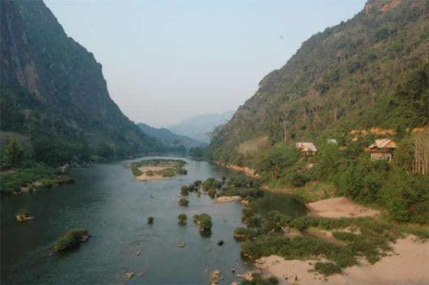 Nong Kiau Top 10 aventuri in Laos nong