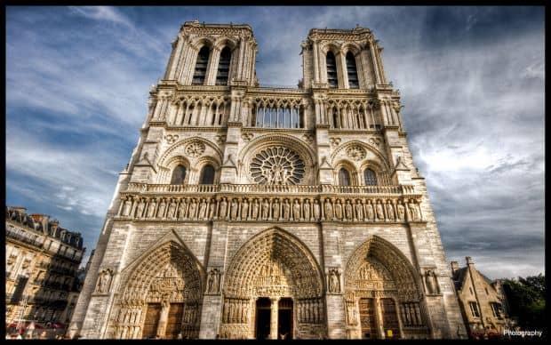 Notre Dame, unul dintre simbolurile pariziene
