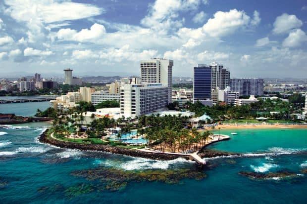Visul unei luni de miere: Puerto Rico! caraibe Cele mai bune insule din Caraibe pentru petrecerea lunii de miere puerto rico