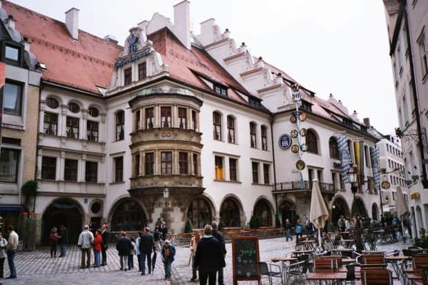 Hofbräuhaus munchen Minighid al berariilor din Munchen Hofbr  uhaus