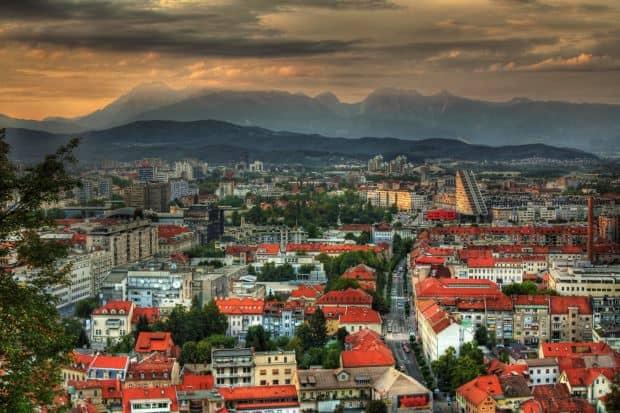 Ljubljana1 ljubljana Ce sa faci si ce sa vezi in Ljubljana Ljubljana1