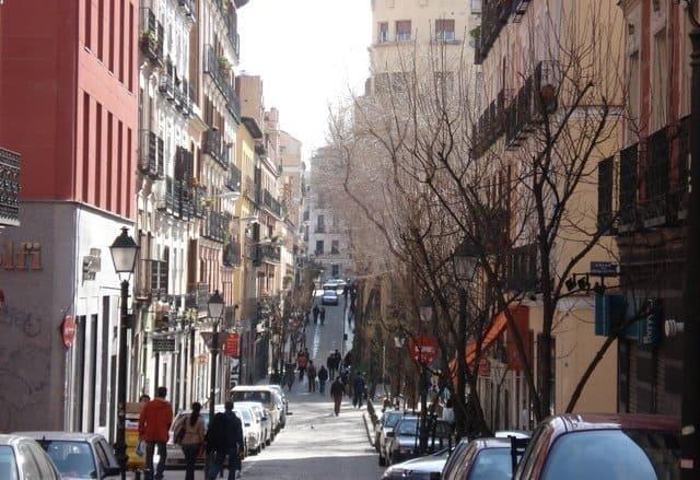 Malasaña  Seducatoarele cartiere ale Madridului Malasa  a
