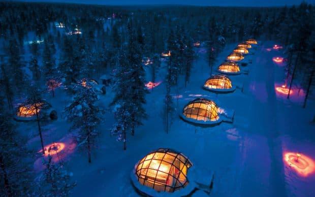 Rovaniemi  Top 10 destinatii pentru familii Rovaniemi